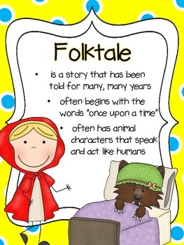 Tales Over Time - Wonders First Grade - Unit 3 Week 3