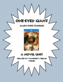Tales from the Odyssey Book 1: One-Eyed Giant Novel Study