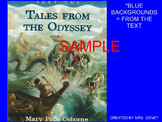 Tales from the Odyssey Part 1 4th Mimio Unit Plan (RL 4.1-