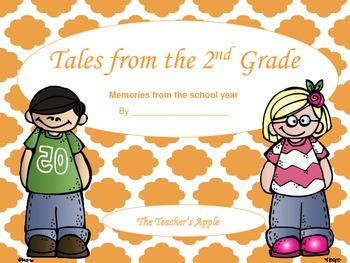 "Tales of 2nd Grade End of Year ""Favorites"""