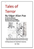 Tales of Terror (Gothic Horror unit featuring EA Poe)#betterthanchocolate