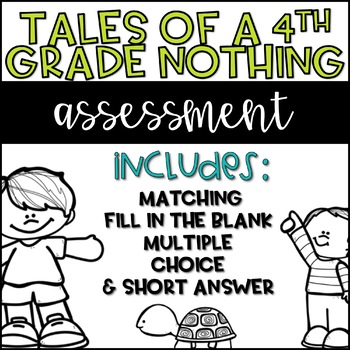 Tales of a 4th Grade Nothing Assessment