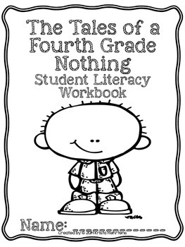 Tales of a Fourth Grade Nothing - A Complete Literacy Unit