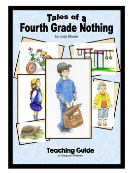 Tales of a Fourth Grade Nothing Study Guide