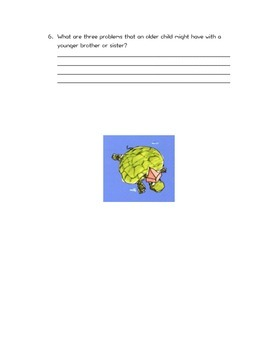 Tales of a Fourth Grade Nothing Activity Booklet