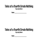 Tales of a Fourth Grade Nothing Book Club