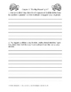 Tales of a Fourth Grade Nothing Reading Unit Vocabulary Activities and Tests