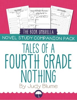 Tales of a Fourth Grade Nothing Companion Pack