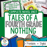 Tales of a Fourth Grade Nothing | Google Classroom Compati