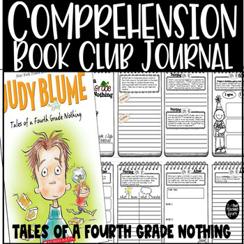 Tales of a Fourth Grade Nothing Comprehension Journal