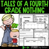 Tales of a Fourth Grade Nothing Comprehension Questions and Vocabulary