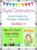 Tales of a Fourth Grade Nothing - Distance Learning resource: Google Classroom