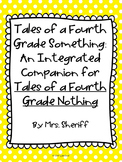Tales of a 4th Grade Nothing - Good for Beginning of the Year {CCSS Aligned}