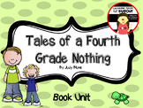 Tales of a Fourth Grade Nothing- Judy Blume Literacy Unit with STEM