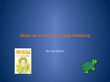Tales of a Fourth Grade Nothing Questions