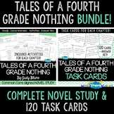Tales of a Fourth Grade Nothing Novel Study BUNDLE!