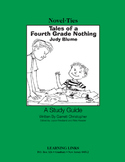 Tales of a Fourth Grade Nothing - Novel-Ties Study Guide