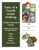 Tales of a Fourth Grade Nothing Novel Study Unit Bundle