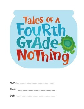 Tales of a Fourth Grade Nothing: Reading Guide