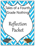 Tales of a Fourth Grade Nothing Reading Comprehension Packet