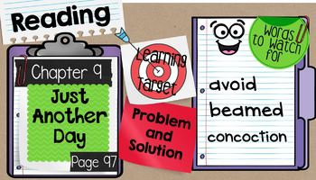 Tales of a Fourth Grade Nothing Slideshow Sidekick