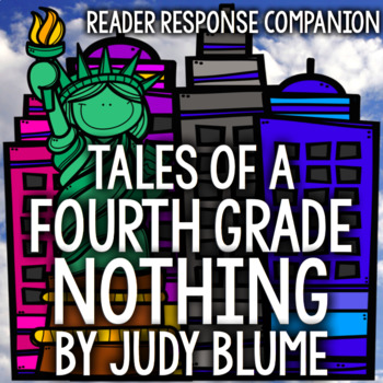 """""""Tales of a Fourth Grade Nothing"""" by Judy Blume Reader Companion Guide"""