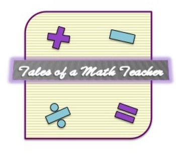 Tales of a Math Teacher Logo