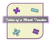 Tales of a Math Teacher Logo