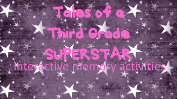 End of the Year, Tales of a Third Grade Superstar, Interac