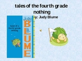 Tales of the 4th Grade Nothing PowerPoint