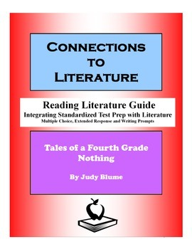 Tales of the Fourth Grade Nothing-Reading Literature Guide