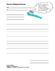Tales of the Talking Toothbrush Writing Activities aligned w/ Common Core