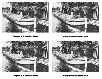 Tales of the Towpath Postcard Compainion
