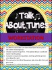 Talk About Tunes-Discussion Starters for Music Class