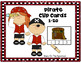 Talk Like A Pirate Day Activities (Counting Clip Cards)