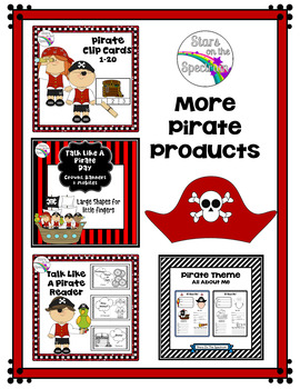 Talk Like A Pirate Day Activities (Talk Like A Pirate Day Posters)