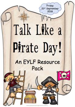 Talk Like A Pirate Day EYLF Resource
