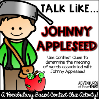 Talk Like Johnny Appleseed