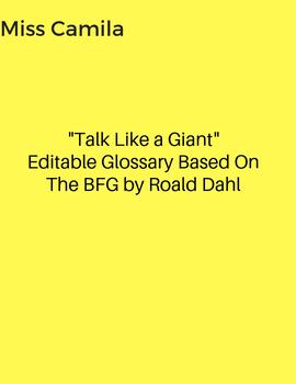 Talk Like a Giant