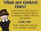 Thanksgiving Context Clue Activity