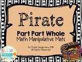 Talk Like a Pirate Day Freebie Part Part Whole Math Mats