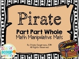 Talk Like a Pirate Day Freebie Part Part Whole Math Mats