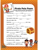 Talk Like a Pirate Madlib (interactive PDF and Google Slide)