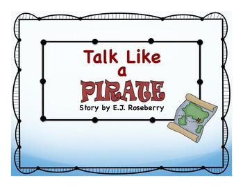 Talk Like a Pirate Unit Bundle