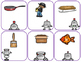 Talk Like a Robot Segmenting Cards, PreK, Kdg, First, Phon