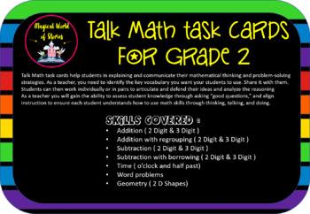 Math Talk for Mathematical thinking