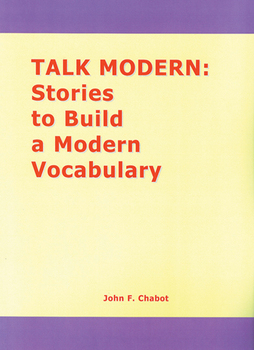 Talk Modern: Stories to Build a Modern Vocabulary