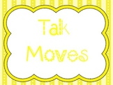 Talk Move Posters