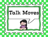Talk Moves Posters