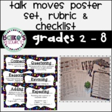 Talk Moves Poster Set & Resources
